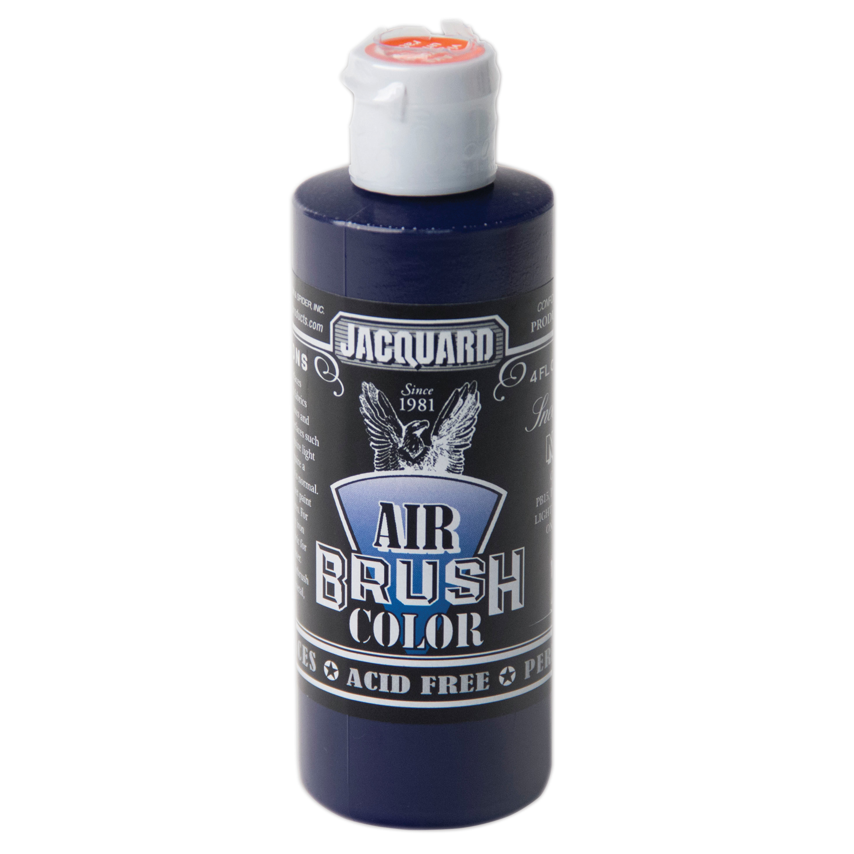 Jacquard Metallic Airbrush Color, 4 oz., Silver