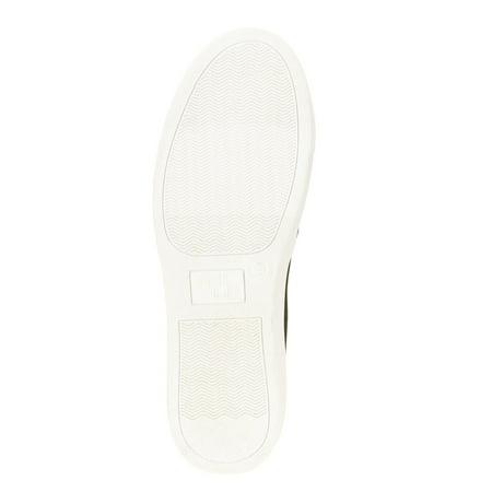 Women's Time And Tru Perferated Twin Gore Slip On