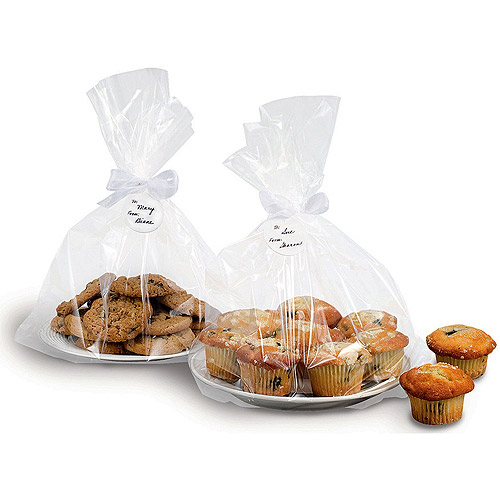 "Wilton 16""x20"" Treat Bags, Clear 3 ct. 1912-1143"