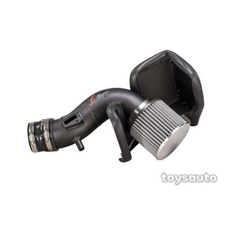 AF Dynamic Cold Air Filter intake Systems for Nissan Sentra 07 08 09 10 11 12 2.5L SE-R Spec V W/ Heat Shield ()