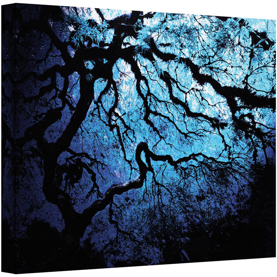 "John Black ""Japanese Ice Tree"" Gallery-Wrapped Canvas"