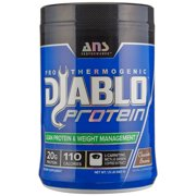 ANS Performance Diablo Protein, Chocolate, 1.5 Pounds