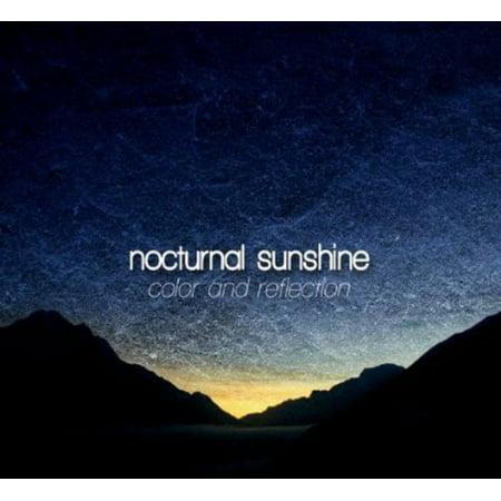 Nocturnal Sunshine   Color   Reflection  Cd