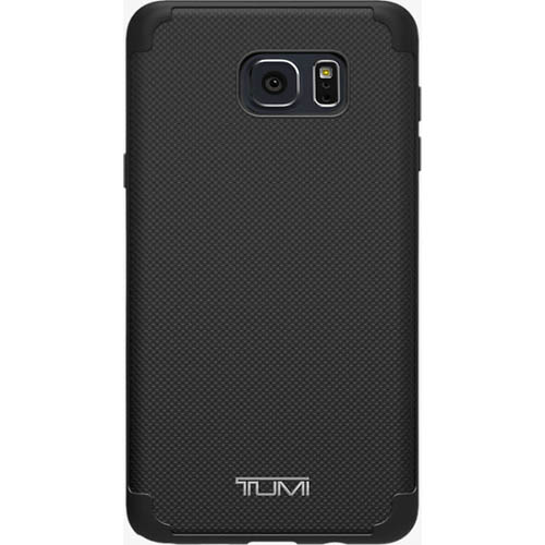 Tumi Astor Co-Mold Case for Samsung Galaxy Note 5 - Gray Coated Canvas