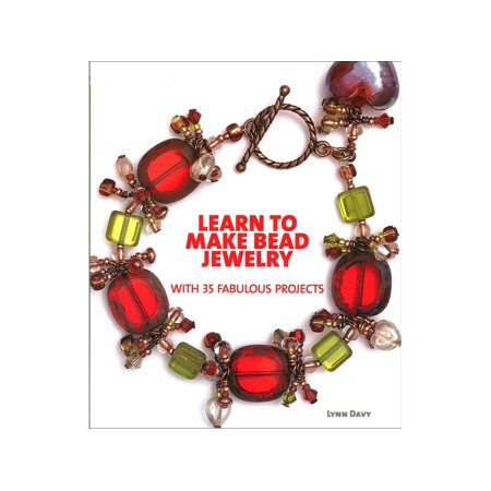 Kalmbach How To - Kalmbach Learn To Make Bead Jewelry Bk
