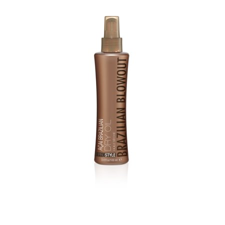 Brazilian Blowout Prostyle Acai Brazilian Dry Oil, 3.3