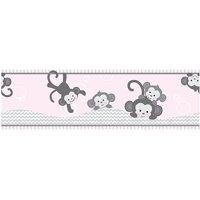 Bedtime Originals™ Pinkie Collection Wallpaper Border