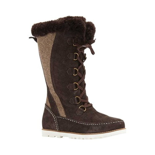 Women's Lamo Harper Suede Tall Boot by