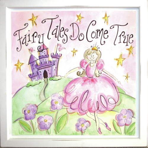 Renditions by Reesa Fairy Tales Do Come True Deco Framed Art