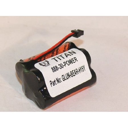 4.8V Battery fits Uniden Sportcat SC140 SC150 SC180 SC200 Scanners, Titan® Brand - 18 MONTH WARRANTY By banshee Ship from US