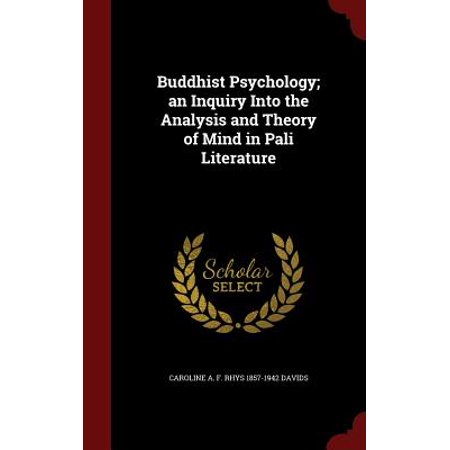 Buddhism and Psychology (Sacred Texts)