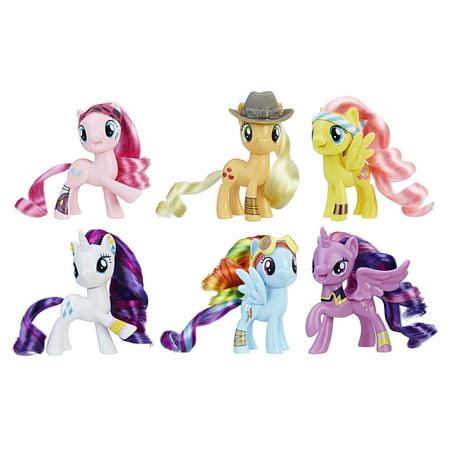 My Little Pony Pirate Ponies