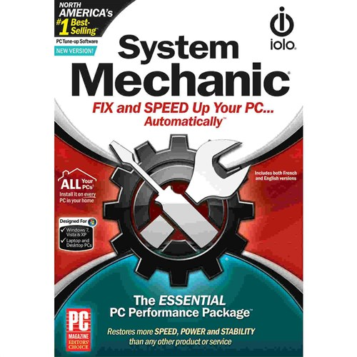 Iolo System Mechanic (Windows) (Digital Code)