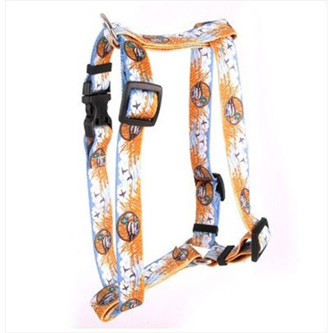 Yellow Dog Design H-MAL103L Mallards Roman Harness - Large