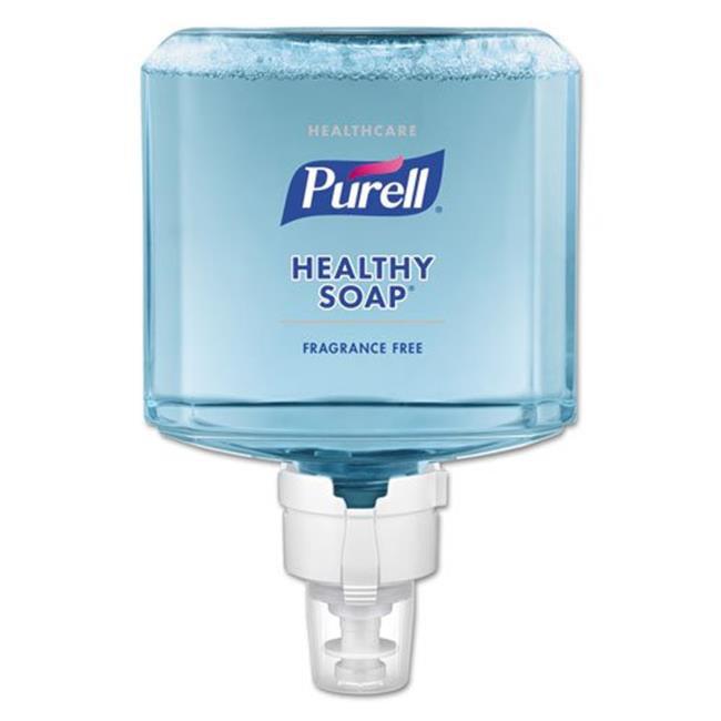 GOJO Industries 777202 1200 ml Purell Gentle & Free Foam ES8 Refill Healthcare Soap
