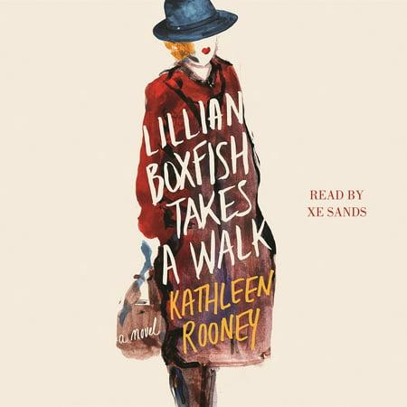 Lillian Boxfish Takes a Walk - Audiobook