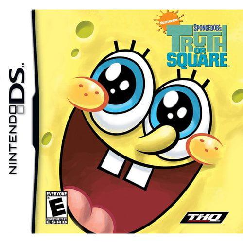 SpongeBob Squarepants: Truth or Square (DS)