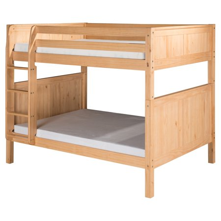 Camaflexi Full Over Full Bunk Bed With Twin Trundle