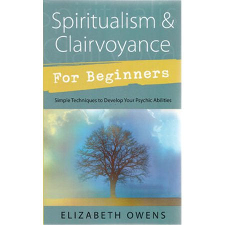 RBI Fortune Telling Toys Book Spiritualism & Clairvoyance Beginners by Elizabeth Owens