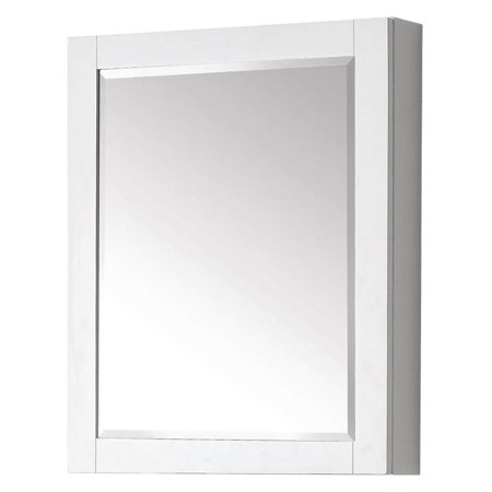 Avanity 14000-MC24-WT 24-in. Brooks / Modero / Tribeca Cabinet Mirror