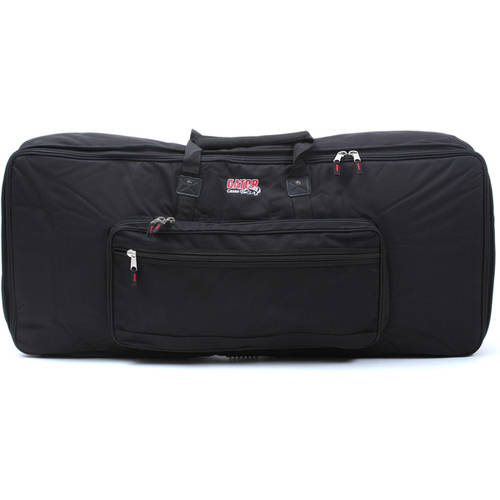"Gator GKB-61 61 Note Keyboard Gig Bag. 43"" x 17.5"" x 6.5"" by Gator"