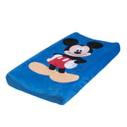 Disney Baby Mickey Mouse Changing Table Pad Cover