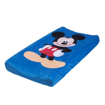 Disney Baby Mickey Mouse Changing Table Pad Cover](Baby Mickeymouse)