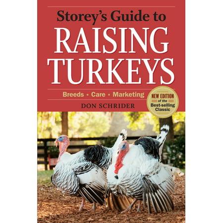 Storey's Guide to Raising Turkeys, 3rd Edition -