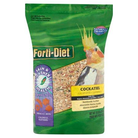 Forti Diet Cockatiel Daily Diet  10 Lb
