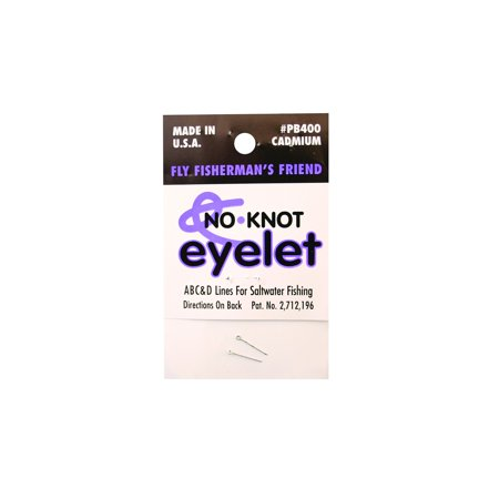 Kipper Fly Eyelet Salt pack of 24, PB400 ()