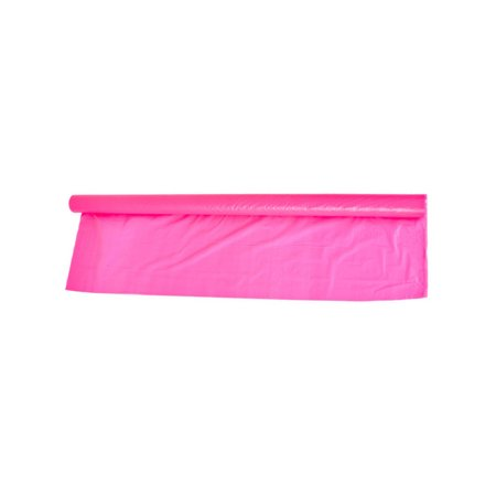 Giant Pink Birthday Halloween Party Decoration Plastic Table Cloth Cover Roll - Halloween Party Food Names