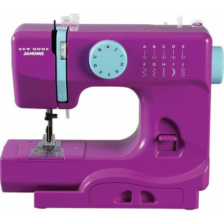 Janome Basic 40Stitch Portable Sewing Machine With Top DropIn Mesmerizing Janome Sewing Machine Bobbin Size