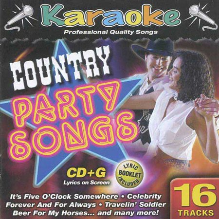 Karaoke Bay: Country Party Songs