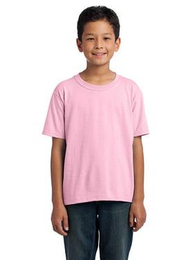 Fruit of the Loom Boys 100 Percent Cotton Short Sleeve T-Shirt. 3930B