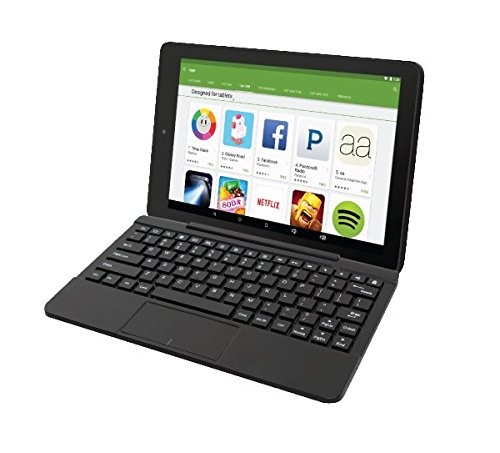 """RCA 10 Viking Pro with WiFi 10.1"""" Touchscreen Tablet PC Featuring Android 5.0 Lollipop Refurbished"""