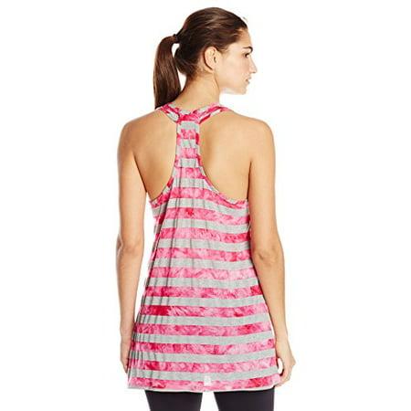 LOLE Women's Dawn Top, Medium, Rhubarb Stripe - image 1 de 2