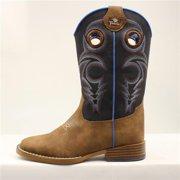 Twister 446001202-2 Ben Childrens Boot, Brown - Size 2