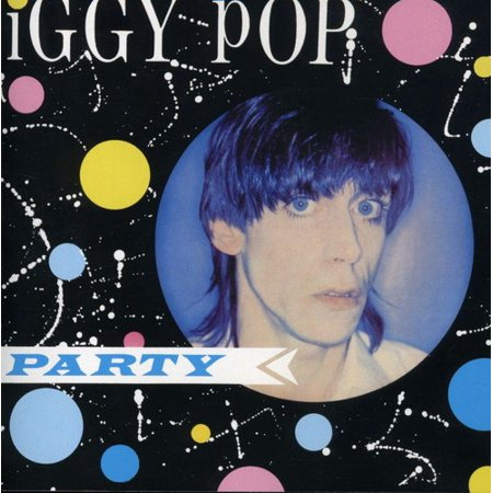 Iggy Pop   Party  Cd