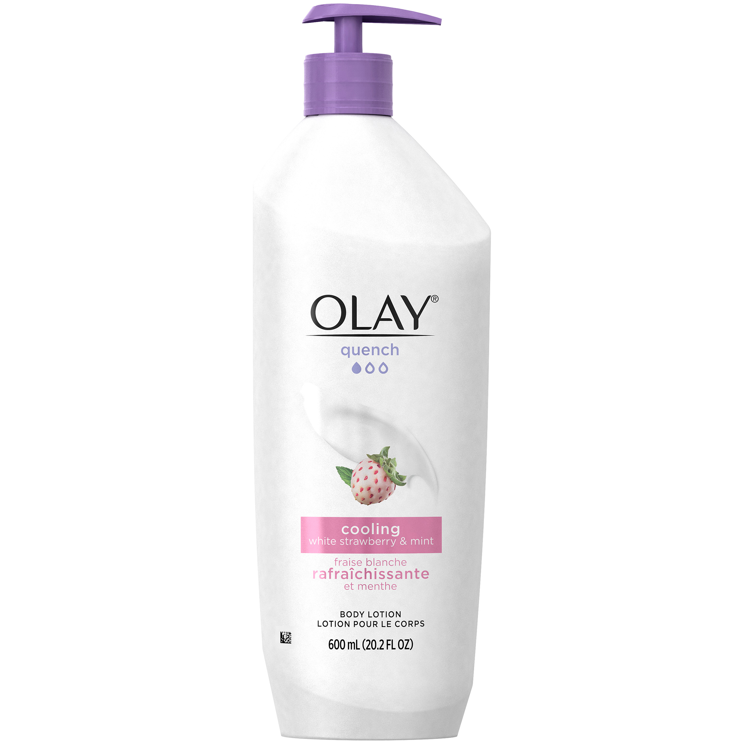 Olay® Quench Cooling White Strawberry & Mint Body Lotion 20.2 fl. oz. Pump