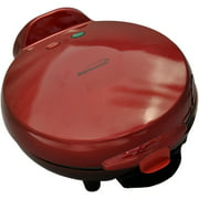 Brentwood TS-120 Red Quesadilla Maker