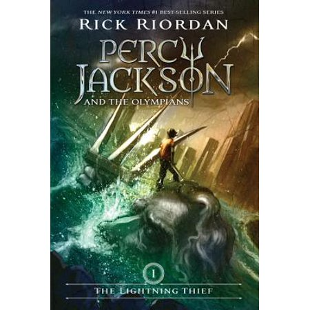 Percy Jackson And The Olympians Book One The Lightning Thief