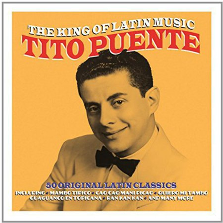 King Of Latin Music 2Cd