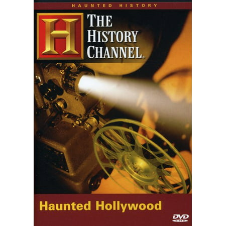 Haunted Hollywood (DVD) - History Channel Haunted History Halloween Dvd
