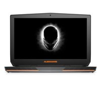 Refurbished Alienware AW17R3-7092SLV 17.3-Inch FHD Laptop (Intel Core i7-6700HQ, 16GB RAM, 256GB SSD + 1TB HDD, NVIDIA GeForce GTX980M with 4GB GDDR5 (Silver)