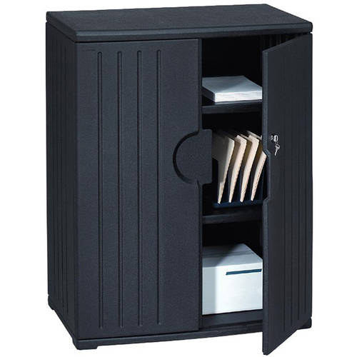Iceberg Officeworks 2-Shelf Storage Cabinet