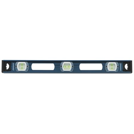 Swanson IBL240 24-Inch I-Beam Aluminum Level Heavy Duty Series Aluminum Heavy Duty Level