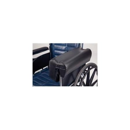 Wheelchair Support (Secure SDAS-1 Deluxe Lateral Wheelchair Arm Support - Armrest Cushion - One Year Warranty)