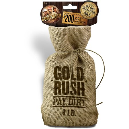 Pay Dirt Gold Company 1 Lb Bag Of
