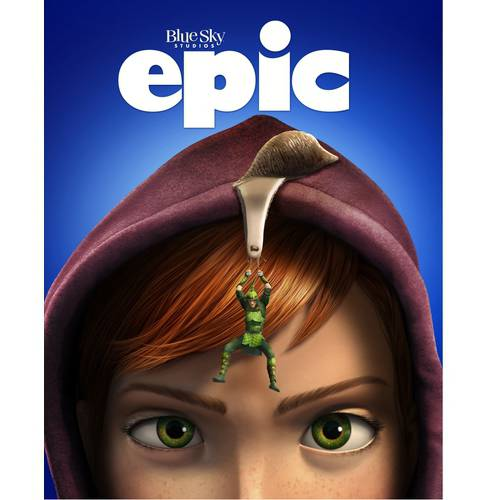 Epic (Blu-ray + DVD + Digital HD) (With INSTAWATCH) (Widescreen)