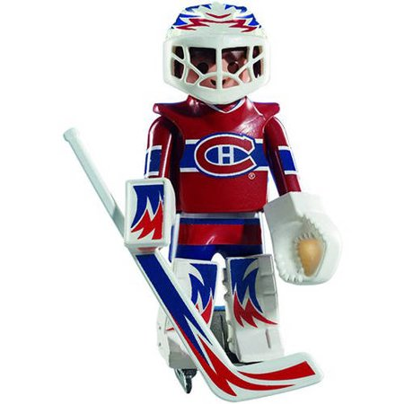 Playmobil Nhl Montreal Canadians Goalie